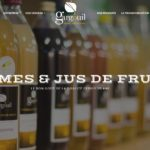 site des Ets Gargouil rédigé par LS Com'