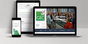 Site du GEC by LS Com' & Mila Web Design