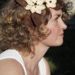 Bijoux de Tête 2 - Rose Outremer