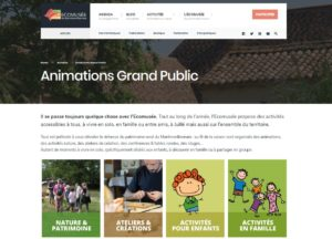 Animation grand public - Ecomusée