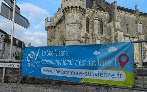 CESV - campagne de communication Consommer local, c'est pas banal